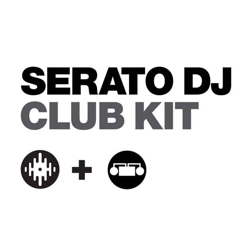 DJ必見!「Serato DJ Club Kit」