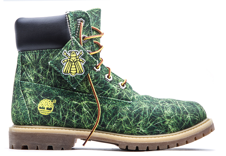 "TIMBERLAND X BEE LINE / 6"" Canvas Boot"